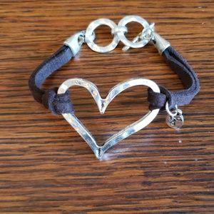Jewelry - Heart Bracelet
